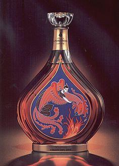 Bottle #3, Distillation  by  Erte