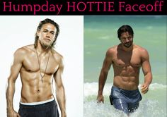 Humpday HOTTIE Faceoff! http://sulia.com/my_thoughts/5975afd2-58ae-49a3-aef1-0b1a339dc461/?source=pin&action=share&ux=mono&btn=small&form_factor=desktop&sharer_id=119530553&is_sharer_author=true&pinner=119530553