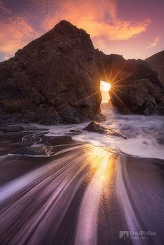 Southern Oregon Coast Sea Arch                         ༺♥༻神*ŦƶȠ*神༺♥༻