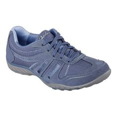 36e9445c9da Women s Skechers Relaxed Fit Breathe Easy Jackpot Sneaker Blue