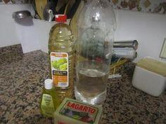 Cómo hacer lavavajillas casero tipo Mistol