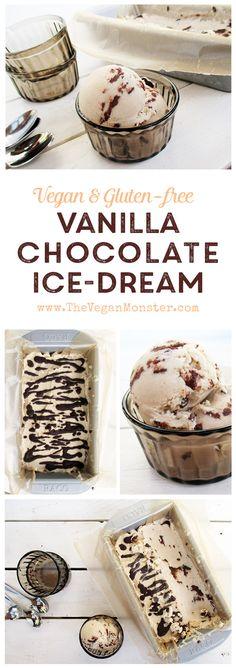 ... on Pinterest | Vegan ice cream, Coconut ice cream and Vegan chocolate