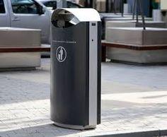 Image result for litter bin