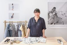 Upcycled stylish kids clothing from used men's shirts, zero waste. Online course coming soon to Madesmith Academy. Sign up now.