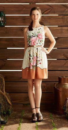 Só na Antix Store você encontra Vestido Pé de Framboesa com exclusividade na internet