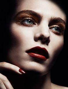beauty look by #GiorgioArmani