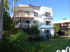 Hervey Bay Jade Waters Luxury Apartments Australia, Pacific Ocean and Australia Ideally located in the prime touristic area of Torquay, Jade Waters Luxury Apartments promises a relaxing and wonderful visit. Featuring a complete list of amenities, guests will find their stay at the property a comfortable one. Taxi service, ticket service, express check-in/check-out, luggage storage, car park are just some of the facilities on offer. Each guestroom is elegantly furnished and equ...