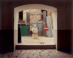 © The Estate of Luigi Ghirri. Find out more about Luigi Ghirri's work at… History Of Photography, Contemporary Photography, Artistic Photography, Color Photography, Street Photography, Jeff Wall, Vincenzo De Cotiis, Joe Colombo, Aldo Rossi