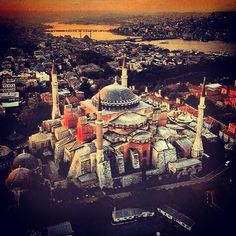 Bird view to Blue Mosque Istanbul . Facebook.com/visitistanbul Facebook.com/istanbul.visit http://www.visitistanbul.org  #love #istanbul @Visit Istanbul #good #tweet #photooftheday #iphones #mood #Стамбул #cute #picoftheday #イスタンブール #instagramhub #summer #tbt #اسطنبول #instadaily  #visitistanbul #beautiful #bestoftheday #sky #daily #web #picstitch #nofilter #fashion #food #happy #sun #instagramers