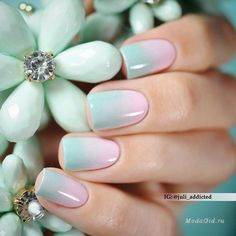 Beautiful nail art designs that are just too cute to resist. It's time to try out something new with your nail art. Simple Nail Art Designs, Beautiful Nail Designs, Easy Nail Art, Beautiful Nail Art, Stylish Nails, Trendy Nails, Cute Nails, Fabulous Nails, Gorgeous Nails