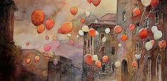 """Ballons"" by Kalina Toneva"