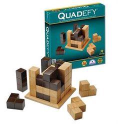 Quadefy Classic Akıl ve Strateji Oyunu