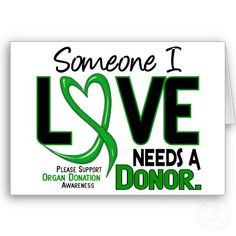 So many lives at stake, too little donors.  Help save a life!