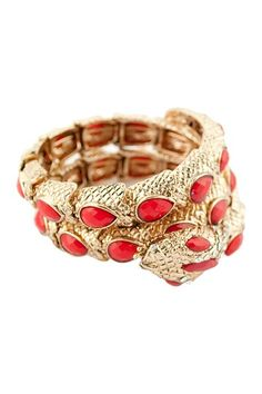 Meghan LA  Sacramento bracelet.  For your casual or dressy outfit.