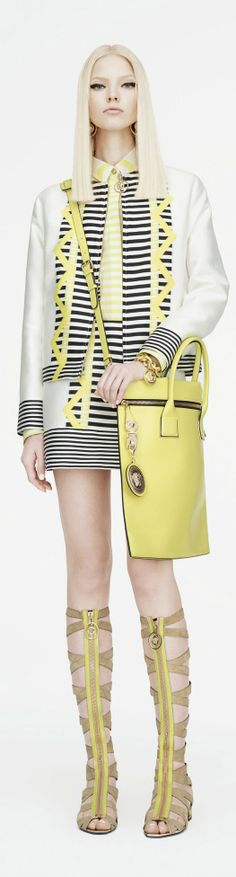 Versace Resort 2015 Collection