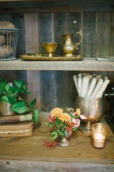 OSG Vintage Rentals // Warehouse Warming Party // Athena Pelton Photography