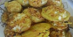 Pečené zemiaky s kyslou smotanou - Receptik.sk Baked Potato, Cauliflower, Pizza, Potatoes, Baking, Vegetables, Ethnic Recipes, Food, Fitness