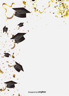 Creative Background Of Happy Graduation Hat Graduation Images, Graduation Templates, Graduation Decorations, Graduation Cards, Graduation Invitations, Graduation Ideas, Balloon Decorations, Balloon Background, Creative Background