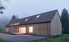 こんなん見ると木造もいいな と思う The Cool Hunter - Haus am Moor - Austria