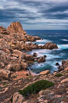 Capo Testa, Santa Teresa di Gallura, Sardegna  by Massimo Squillace, via 500px  #sardinia #italy #sea