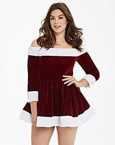 Ann Summers Sexy Miss Santa