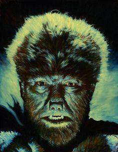 The Wolfman the original lon cheney jr.