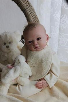 Maike by Gudrun Legler - Pre-Order open 20 July - Online Store - City of Reborn Angels Supplier of Reborn Doll Kits and Supplies
