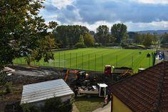 otvorenia tréningového futbalového ihriska NTC SFZ v Poprade - fotogaléria - spis.korzar.sme.sk - spis.korzar.sme.sk