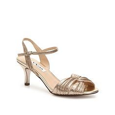 6053f8b89 Nina Camille Sandal Silver Shoes
