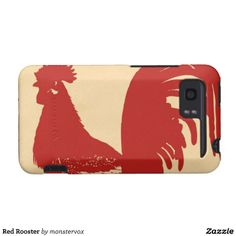 Red Rooster HTC Vivid / Raider 4G Case #Rooster #Mobile #Phone #HTC