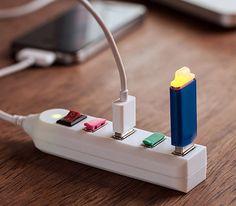 USB Power Strip | HiConsumption.