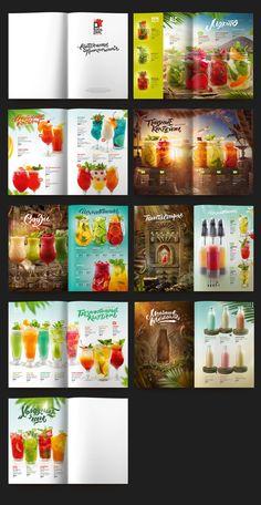 - Food and Drink Book - Leckere Cocktail-Rezepte und Ideen Menu Bar, Restaurant Menu Card, Cocktail Bar Design, Cocktail Menu, Cafe Food, Food Menu, Drink Menu, Food And Drink, Chinese Menu
