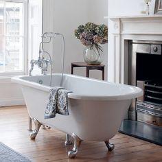Burlington Blenheim Freestanding Bath | Shivers Bathrooms, Showers, Suites & Baths | Northern Ireland