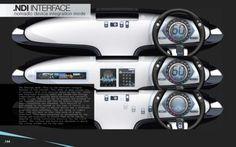 Futurism, NDI, Nomadic Device Integration System, Concept, Joshua Saling, Future Technology