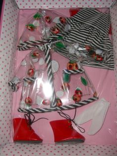 """CUTE AS A BUG Tonner 10"""" Patsy Doll OUTFIT 2013 LE 300"""