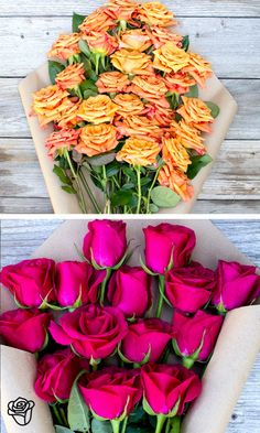 Brighten up anyone's day! The Bouqs