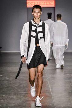Male Fashion Trends: João Pimenta Runway Show - Sao Paulo Fashion Week
