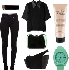 """""""Mint"""" by goldentheponygirl on Polyvore"""