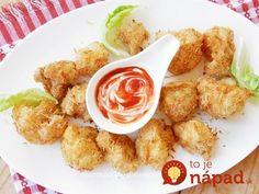 Pripravte karfiol tým najchutnejším spôsobom - pečený v rúre s tými správnymi surovinami! :-)