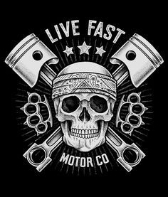 T-shirt designs for Couster, Sportowo Na Stylowo & Live Fast Motor Co…