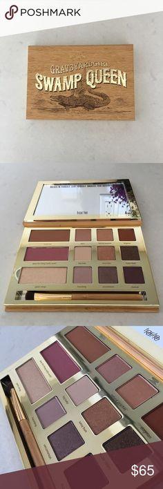 Tarte Swamp Queen Eyeshadow Palette Limited edition Swamp Queen palette