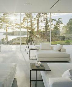 architect robert nilsson, house in sweden.