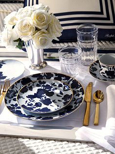 Audrey Dinner Plate - Ralph Lauren Home Dinnerware - RalphLauren.com