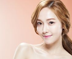 Girls' Generation's Jessica looks fresh and clean for 'banila co.'