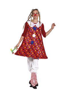 Clown - Partnerkostüm