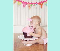 Eden's first birthday