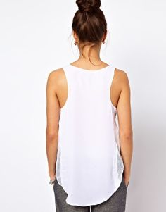 Discover the latest fashion and trends in menswear and womenswear at ASOS. Shop this season's collection of clothes, accessories, beauty and more. Asos Online Shopping, Latest Fashion Clothes, Athletic Tank Tops, Tank Man, Women Wear, Mens Tops, Shirts, Beauty, Collection