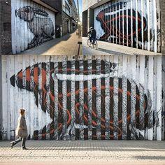 Street Art at its best: 20 fabulous examples - Blog of Francesco Mugnai
