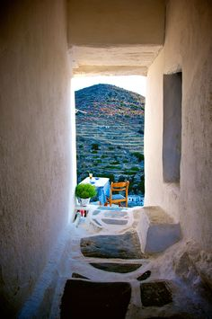 Path to a view, Milos, Greece by sidneyleclercq on Beautiful Islands, Beautiful World, Beautiful Places, Oh The Places You'll Go, Places To Travel, Travel Stuff, Myconos, Greek Isles, Voyage Europe