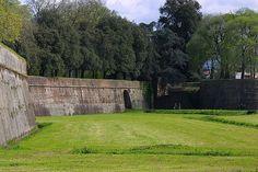 Lucca walls